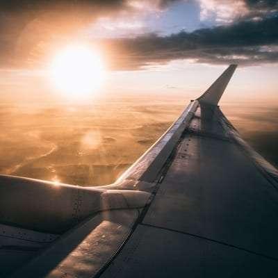 Ein sicherer Flug