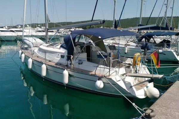 Sun Odyssey 40DS - Robert Yachting 1