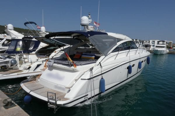 Princess V45 - Robert Yachting 1