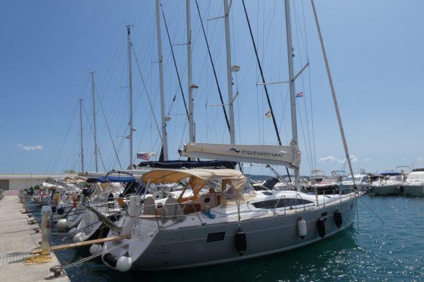 Elan Impression 444 - Robert Yachting 1
