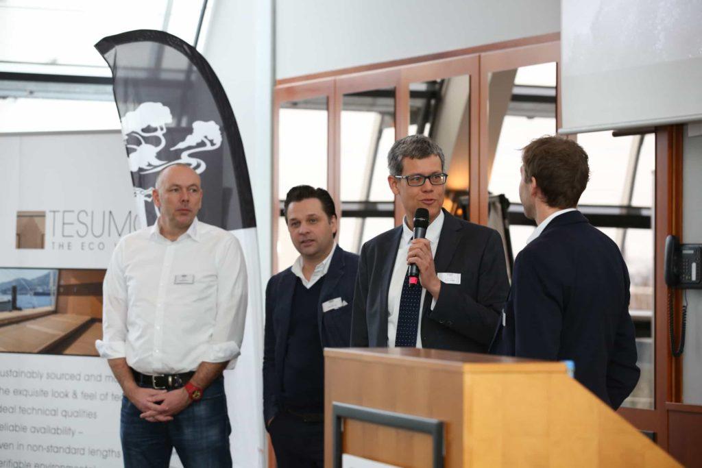 BAVARIA AG erneut Partner der German Superyacht Conference